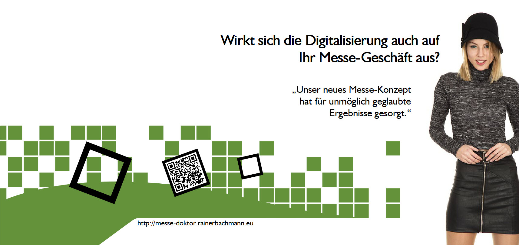 Messe-Flyer Thema 1